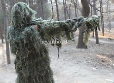 HUNTING YOWIE CAMOUFLAGE CLOTHING JUNGLE SNIPER GHILLIE SUIT BIRDWATCHING SUIT