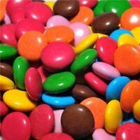 Kingsway Chocolate Beans Smarties Sweets Choose Weight 250g 500g 1kg 3kg Bag