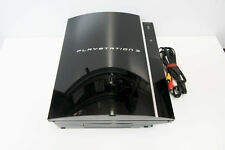 SONY PS3 Console CECHG02 Play-Station 3 Game Console Faulty