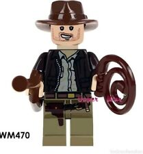 Simil LEGO Indiana Jones Compatibili Minifigures New