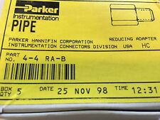 Parker Cpi 4-4Ra-B Reducing Adapter Box Of 5 *Nsib