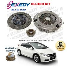 Pour HONDA Civic 1.8 Vtec 2012 -- > Nouveau Kit Embrayage EXEDY plaque de couverture portant set