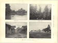 1897 Benin DISTRETTO River CONSOLATO MANGROVIA Creek intervista comandato Dundas