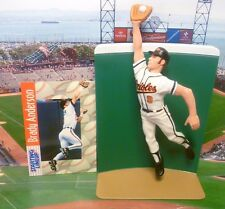"""1997 BRADY ANDERSON - Starting Lineup -""""At The Wall""""- With Card - BALTIMORE O'S"""