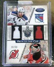 2012-13 Path To The Cup 38/50 Martin Brodeur Brad Richards