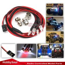 RC LED light kit Headlight Taillight For RC Truck SC Crawler Buggy On Road Car