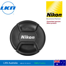 Genuine Nikon LC-82 Snap-on 82 mm lens cap