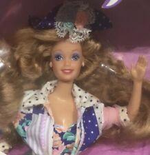 1991 Teen Talk Barbie doll strawberry blonde hair NRFB U.S.A. version