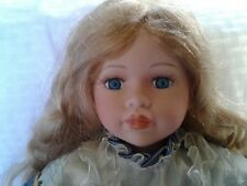 Victorian porcelain doll dolls collectible
