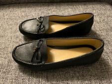 Women's Michael Kors Everett Moc s8.5 Black - Like New