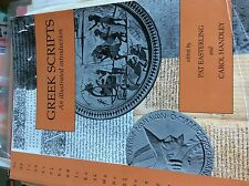 box b1a greek scripts pat easterling carol handley