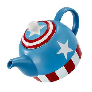 POP! HOME - Marvel: Teapot: I Am Captain America
