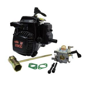 29CC 4 bolt Engine for 1/5 HPI RV KM baja 5B 5T 5SC LOSI FG GoPed