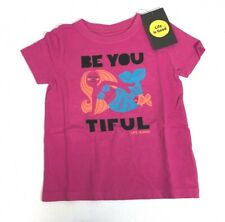 Life is good be you tiful crusher tee (toddler) size 2T color bold pink