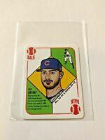 2021 Topps - 1951 Topps Baseball by Blake Jamieson - Kris Bryant - Chicago Cubs