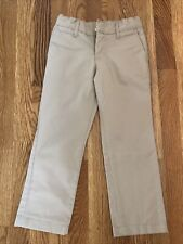 Boys Flynn Ohara uniform pants Chinos Size 6 Excellent Used Condition