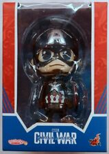 COSBABY HOTTOYS (S) BOBBLE HEAD Captain America - Civil War COSB199