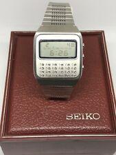 SEIKO C153-5011 CALCULATOR GOOD CONDITION OPERABLE
