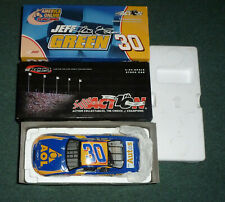 Jeff Green #30 AOL 2002 Monte Carlo Club Car Bank , Action 1:24