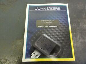 John Deere Gator Utility Vehicle TS and TH 6x4  Operator's Manual   OMM151436 L4