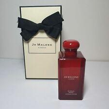 Jo Malone Scarlet Poppy 3.4 oz 100ml with box 2021 scent