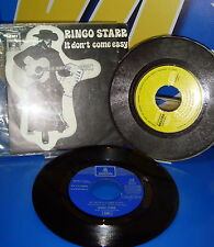 Vinilo Eps single RINGO STARR I dont come easy 1971 EMI