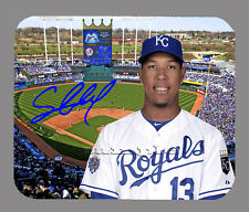 Baseball-mlb Kansas City Royals Usb Optical Mouse Lot Of 10