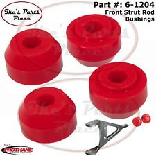 Prothane 6-1204 Front Strut/Rod Bushing Kit 60-66 Ford Falcon/Mustang/Comet-Poly