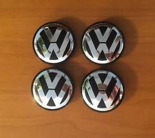 4 TAPPI COPRIMOZZO VW VOLKSWAGEN 65mm - 3B7601171