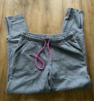 Vineyard Vines Performance Women's Gray Sweatpants W/ Pink Drawstring  Size XS