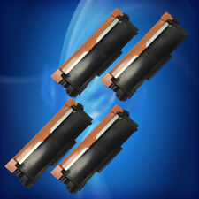 4pk TN660 for BROTHER HL-2300 2305 2320 2340 2360 2380 DCP-L2520DW 2540DW
