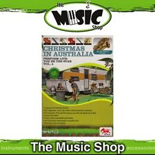 New Perform Live: Christmas in Australia for Alto Saxophone Music Book & CD