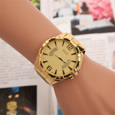 Fake calendar gold watch with men's watch watch quartz watch