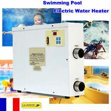 9KW Réchauffeur Electrique Pour Piscine Spa Chauffage Maison Swimming Pool New