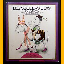 LES SOULIERS LILAS DE MON ÂNE Rondes et chansons D. Pouppeville