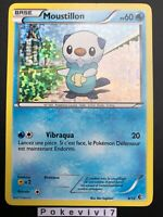 Carte Pokemon MOUSTILLON 4/12 Holo PROMO McDonald's MCDO FR