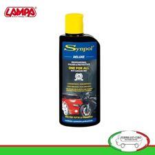 Cera Lucidante Protettiva Auto SYNPOL DELUXE 200ml con Cera Carnauba - SY417