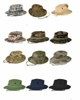 Propper Camo Boonie Hat Ripstop Mil-Spec