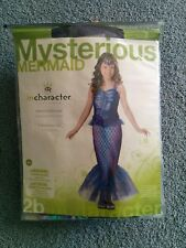 NEW Gorgeous Mermaid Costume 'Mysterious Mermaid' - Size S (8-10 Yrs)