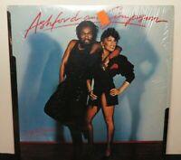 ASHFORD & SIMPSON HIGH -RISE (VG+) ST-12282 LP VINYL RECORD