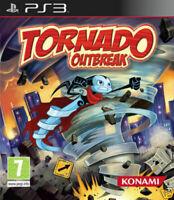 TORNADO OUTBREAK PS3 SONY PLAYSTATION 3 NUOVO ITALIANO