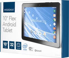 "Insignia Flex Tablet 10.1""  32GB Android WI FI NS-P10A7100 Black"
