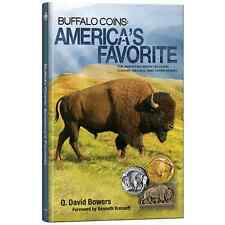Buffalo Coins America's Favorite Book by Q. David Bowers from Whitman