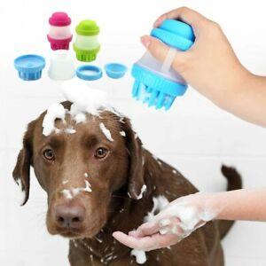 Nettoyage Pet Dog Shampooing Bain Brosse SPA Lave-pieds Toilettage Peigne Beauté