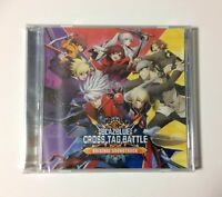 NEW BLAZBLUE CROSS TAG BATTLE Bonus Original Soundtrack CD 15 Songs JAPAN