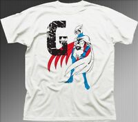 G-Force Battle of the Planets Retro printed tshirt FN9481