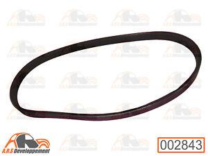 Courroie alternateur ( sans D.A ) pour PEUGEOT 205 - 309 GTI - 002843 -