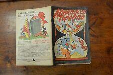 FUMETTO WALT DISNEY ALBO D' ORO n. 137 ALMANACCO TOPOLINO 1949 68 PAGINE