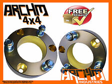 TOYOTA HILUX KUN26R GGN 05-ON 4WD ARCHM4X4 COIL STRUT SPACER 35mm-PAIR
