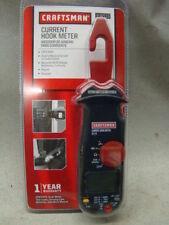 NEW! Craftsman Current Hook Meter CATIV 600V  #82119